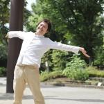 七 健康管理と立腰
